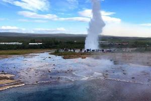 Страховка онлайн в Исландию